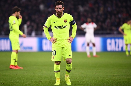 Kết quả UEFA Champions League sáng 20/02: Liverpool 0-0 Bayern Munich, Lyon 0-0 Barcelona