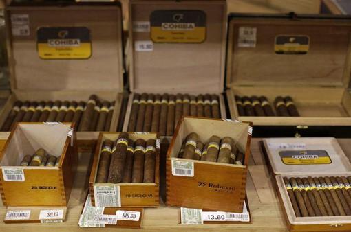 Cigar Cuba đạt doanh thu kỷ lục trong năm 2018