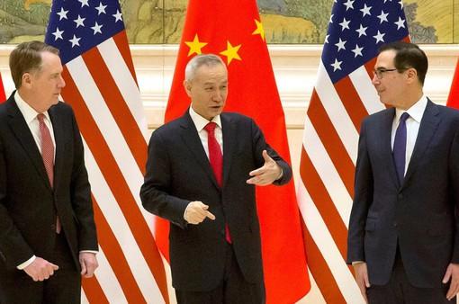 Trung Quốc kỳ vọng đạt thỏa thuận thương mại với Mỹ