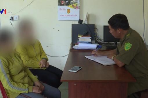 Tìm thấy 2 nữ sinh nghi mất tích ở Đắk Lắk