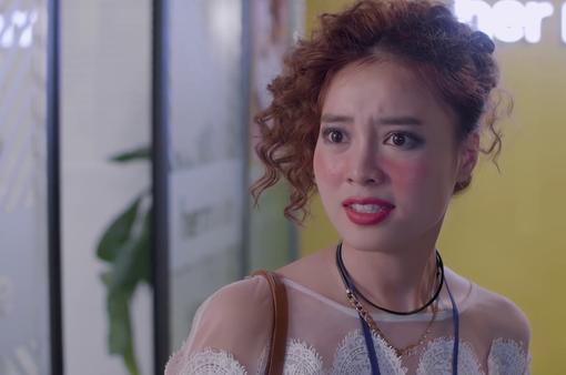 """Mối tình đầu của tôi - Tập 17: Nam Phong chê An Chi trang điểm như Halloween, Minh Huy lại khen """"đẹp thật"""""""