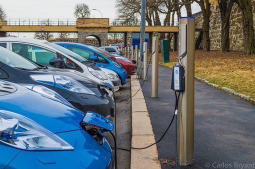 Na Uy với tham vọng phát triển xe điện