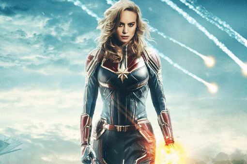 """Chưa công chiếu, """"Captain Marvel"""" đã có người khen, kẻ chê"""