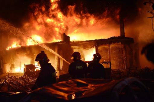 Hỏa hoạn nghiêm trọng tại Bangladesh, ít nhất 41 người thiệt mạng