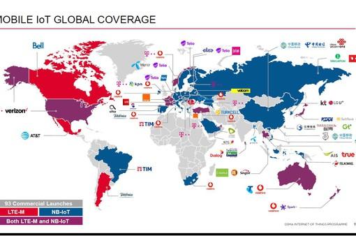 Viettel vào danh sách 50 nhà mạng đầu tiên trên thế giới triển khai thành công NB-IoT