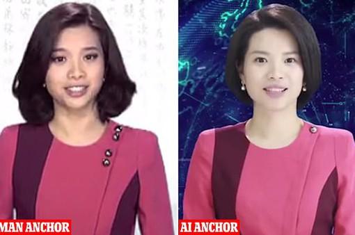 Trung Quốc công bố nữ MC trí tuệ nhân tạo đầu tiên trên thế giới