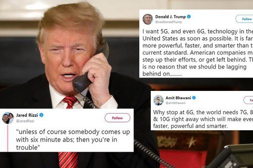 Tổng thống Mỹ kêu gọi sớm triển khai mạng 6G tại Mỹ