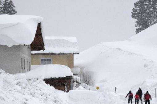 2 người thiệt mạng, nhiều người mất tích do tuyết lở ở Áo