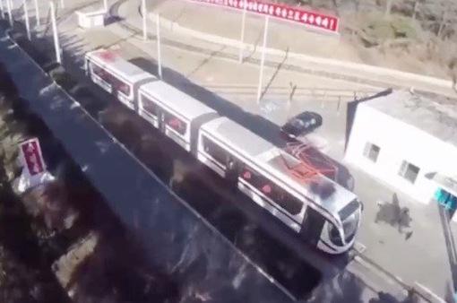 Triều Tiên ra mắt xe điện tự sản xuất