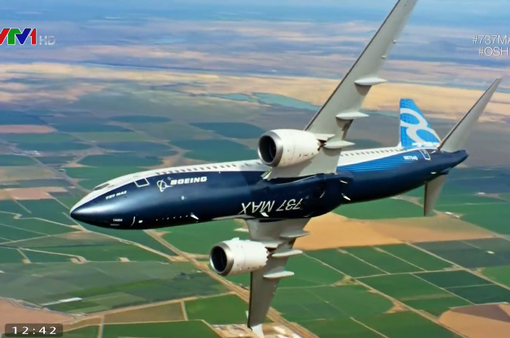 Boeing phải ra điều trần trước Quốc hội Mỹ về 737 Max