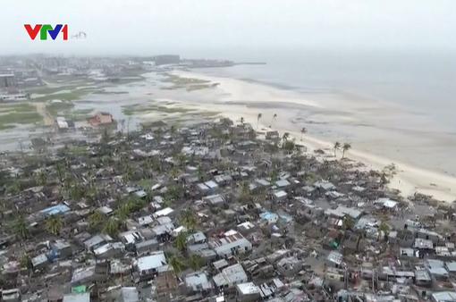 Gia tăng số người thiệt mạng do siêu bão Idai
