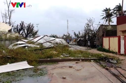 Siêu bão Idai gây thiệt hại nặng nề tại Mozambique