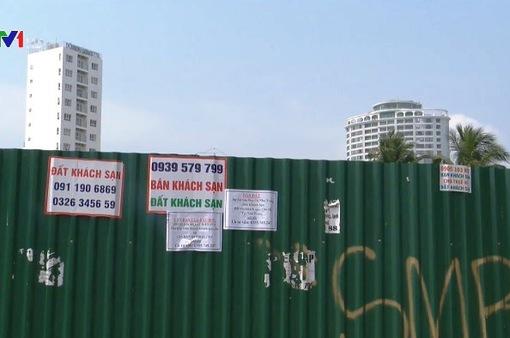Ồ ạt rao bán khách sạn ở Khánh Hòa
