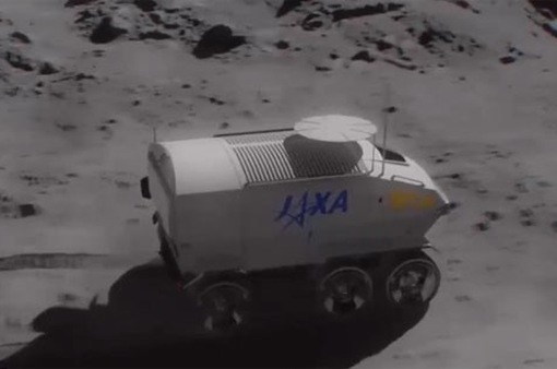 Nghiên cứu phát triển ô tô chạy pin trên mặt trăng