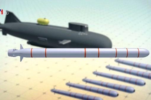 Nga thử nghiệm tàu ngầm nguyên tử mới