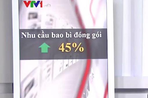 Ngành công nghiệp đóng gói bao bì Việt Nam thu hút các nhà đầu tư ngoại