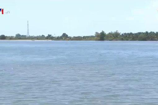 Ninh Thuận đầu tư công trình thủy lợi cấp nước cho vùng hạn