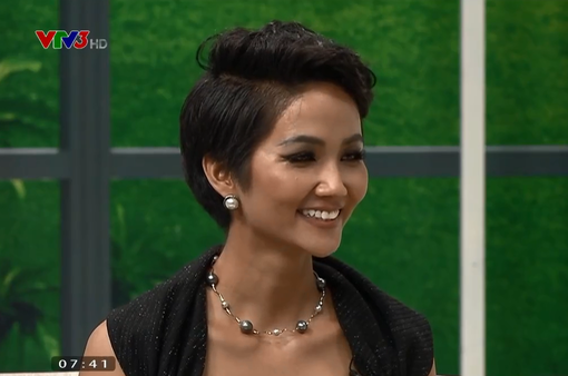 """Hoa hậu H'Hen Niê: """"Tôi chưa bao giờ nghĩ mình là một cô gái đẹp"""""""