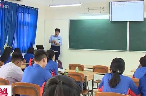 Hơn 1.500 học sinh trải nghiệm 1 ngày làm giáo viên