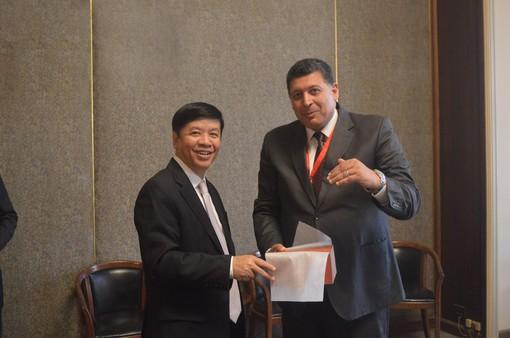 Ai Cập coi Việt Nam là trọng tâm trong chính sách hướng Đông