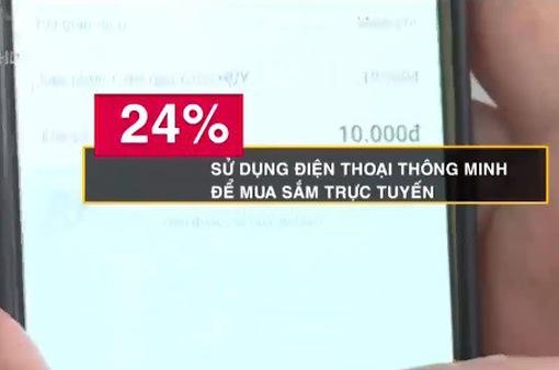 PwC: Thanh toán di động tại Việt Nam tăng trưởng nhanh nhất thế giới