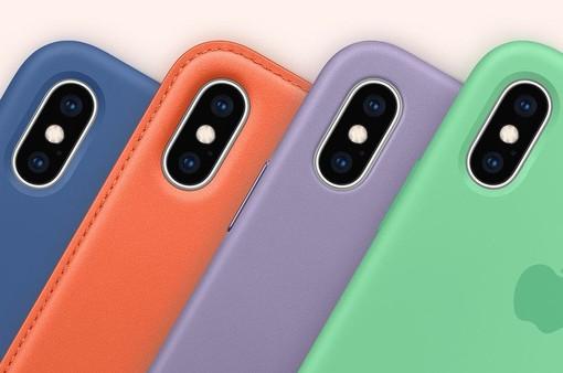 Bộ ốp iPhone mới cực chất với màu sắc tươi mới