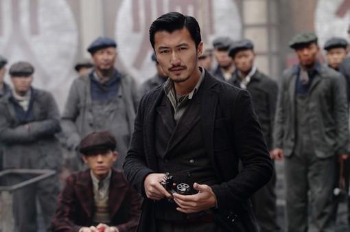 Tham gia phim hành động mới, Tạ Đình Phong thú nhận sợ chấn thương