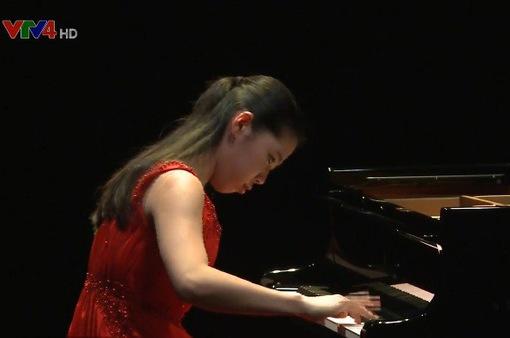 Ba tài năng trẻ hội tụ trong Liên hoan piano hữu nghị Việt - Nhật