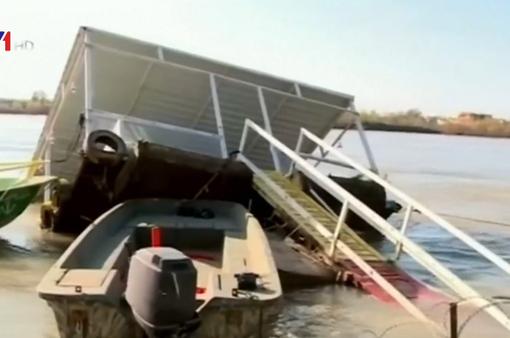 Gia tăng số người thiệt mạng trong vụ chìm phà ở Iraq