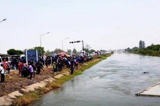Xe chở người Việt gặp nạn tại Thái Lan