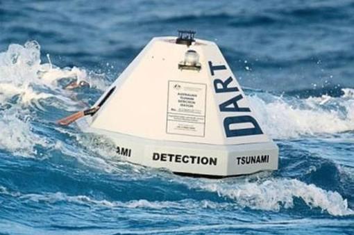 Cảnh báo sóng thần ở 6 tỉnh của Thái Lan