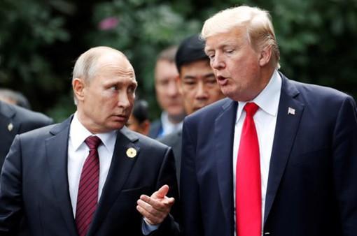 Nga đề xuất tái khởi động quan hệ với Mỹ