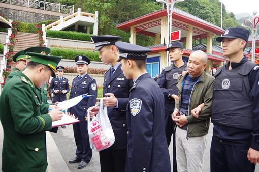 Trung Quốc trao trả đối tượng truy nã đặc biệt cho Việt Nam