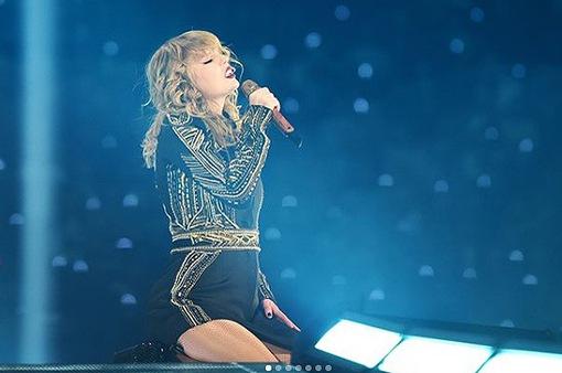 Taylor Swift bồn chồn trước tuổi 30