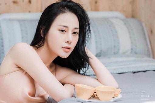 """""""Quỳnh búp bê"""" Phương Oanh kiệt sức, tạm nghỉ đóng phim"""