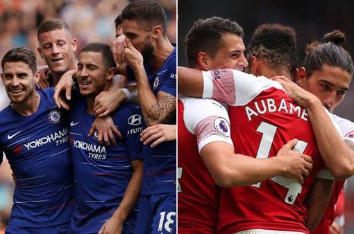 Lịch trực tiếp bóng đá tứ kết lượt về Europa League: Chelsea, Arsenal rộng cửa vào bán kết