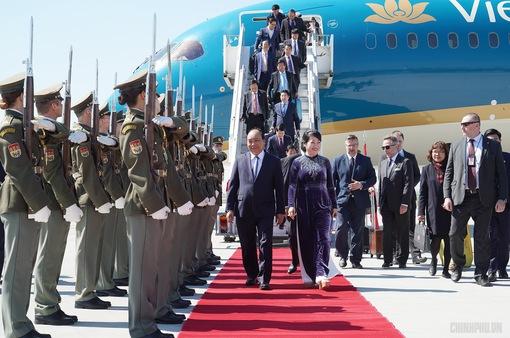 Mở ra không gian rộng lớn cho hợp tác Việt Nam với Romania và Czech