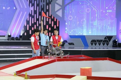 Xem lại các trận đấu Bảng 6 và 7 vòng loại I Robocon Việt Nam 2019 phía Bắc