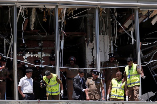 Thế giới lên án loạt vụ đánh bom tại Sri Lanka