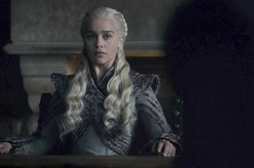 Trò chơi vương quyền phần 8: Tập 2, Jon Snow cho Mẹ Rồng biết về thân thế thật của mình