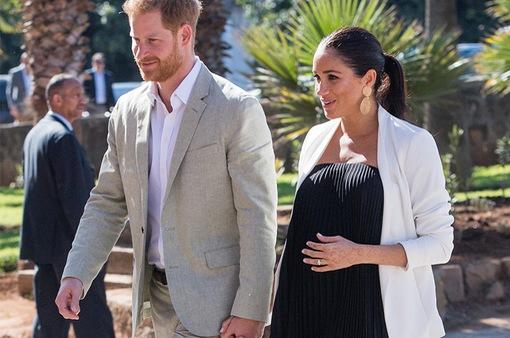 Sau khi hạ sinh, cặp đôi Hoàng gia Harry và Meghan có thể chuyển đến châu Phi