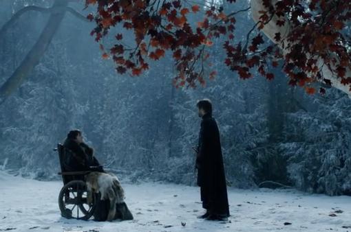 """Trò chơi vương quyền phần 8 - Tập 2: Fan sốt """"rần rần"""" khi Jamie gặp riêng Bran"""
