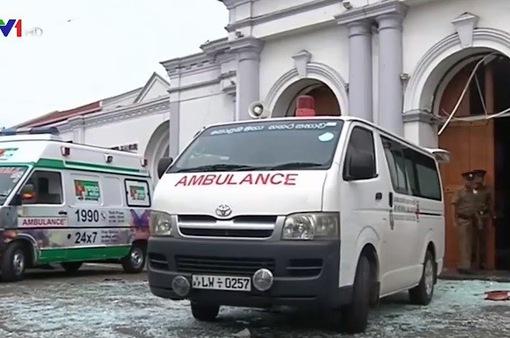 Xác định thủ phạm gây loạt vụ đánh bom khủng bố ở Sri Lanka