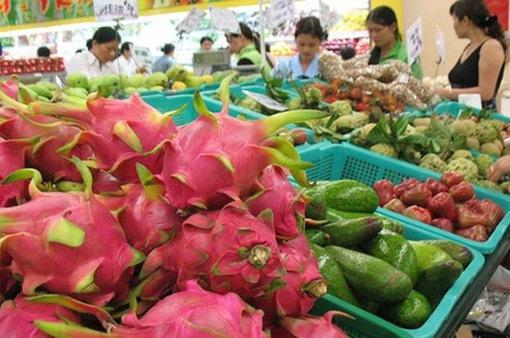 Xuất khẩu rau quả tăng trưởng mạnh trở lại