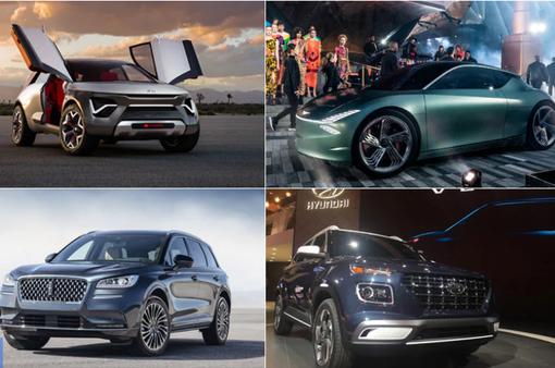 Công nghệ mới ứng dụng trong xe hơi thế hệ 2020