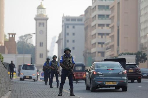 Sri Lanka thay thế người đứng đầu lực lượng quốc phòng