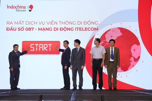 Chính thức ra mắt mạng di động thứ 6 tại Việt Nam Itelecom: Đầu số 087, có gói cước cho công nhân