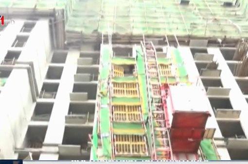 Rơi thang máy tại Trung Quốc, ít nhất 11 công nhân thiệt mạng