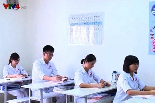 Lớp học tiếng Nhật miễn phí cho người Việt Nam tại Nhật Bản