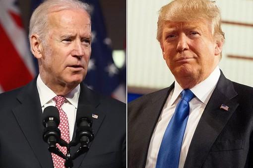 Mỹ: Tổng thống Trump lo ngại có thể bị ứng cử viên Biden đánh bại
